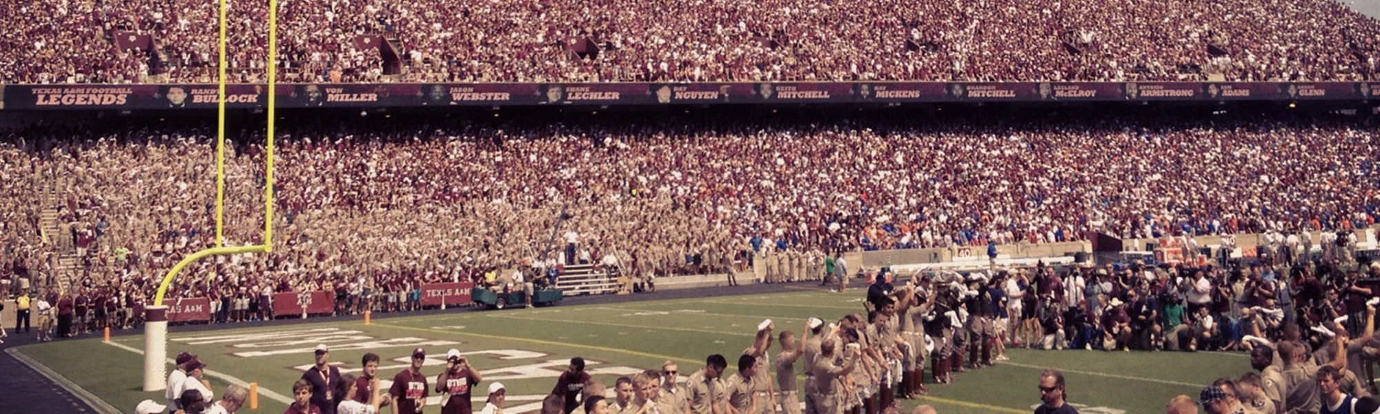 Texas A&M University - Kyle Field