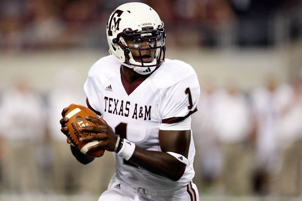 Mr. Jerrod Johnson | Texas A&M and the NFL