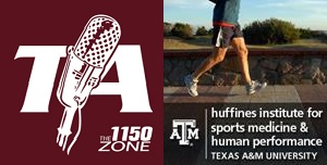 "Huffines Institute Human Performance Minute Broadcast by TexAgs SportsRadio: ""Swinging for the fences"""