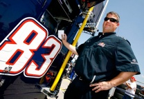 17 - Lance Munksgard, Red Bull NASCAR Racing - Motorsports Athletes