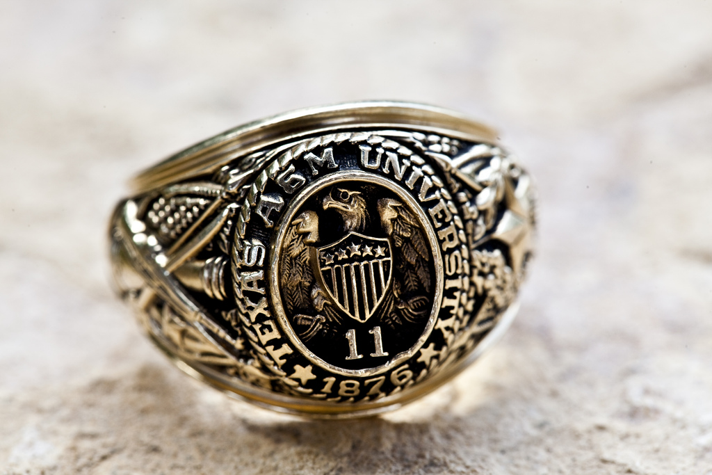 NEWS! HD8 right around the corner and your chance to win an Aggie Ring!